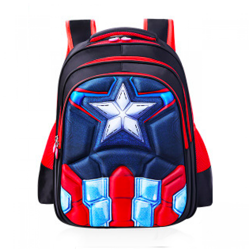 Marvel Superhelden Rucksack: Captain America