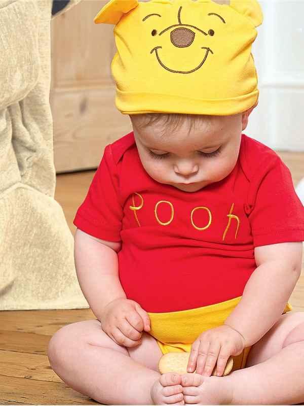 Winni Pooh Kostüm Für Baby Und Kleinkind